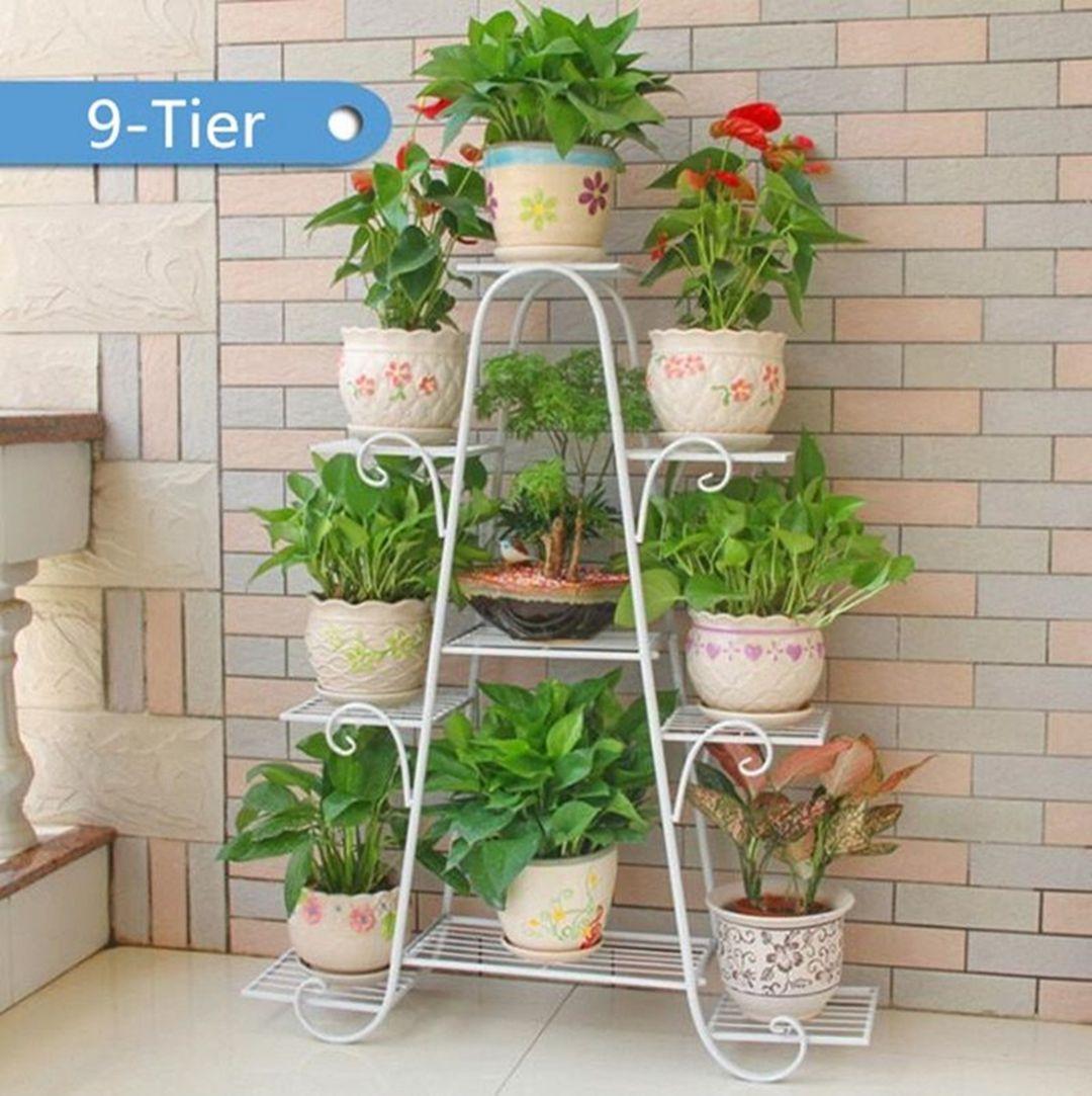 10 Cool Diy Indoor Plant Shelves To Enhance Your Room ... concernant Etagere De Jardin Pour Plantes