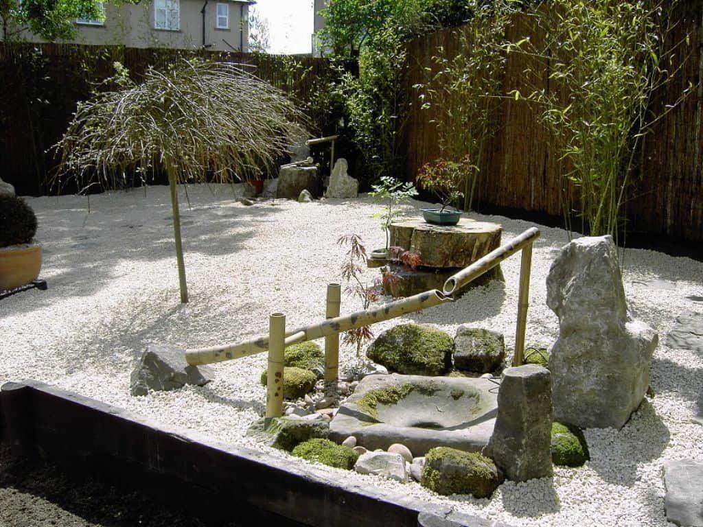 10 Étapes Pour Avoir Son Propre Jardin Zen À La Maison tout Créer Un Mini Jardin Japonais