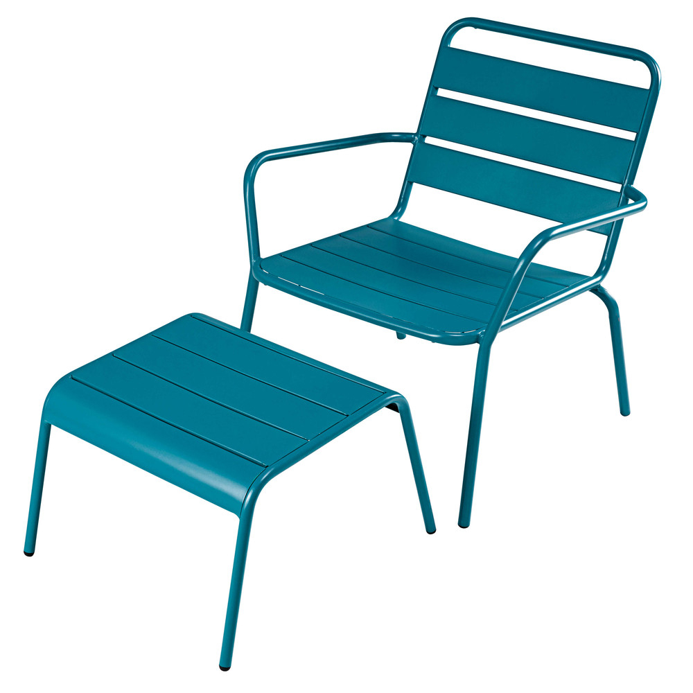 100+ [ Chaise Jardin Luxembourg ] | Mobilier De Jardin Jegen ... avec Chaise De Jardin Bleu