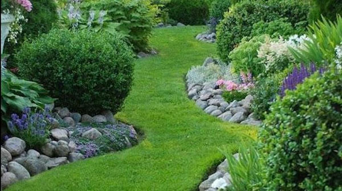 11 Superbes Bordures De Jardin Que Vous Aimeriez Bien Avoir ... concernant Bordure De Jardin En Bois Pas Cher