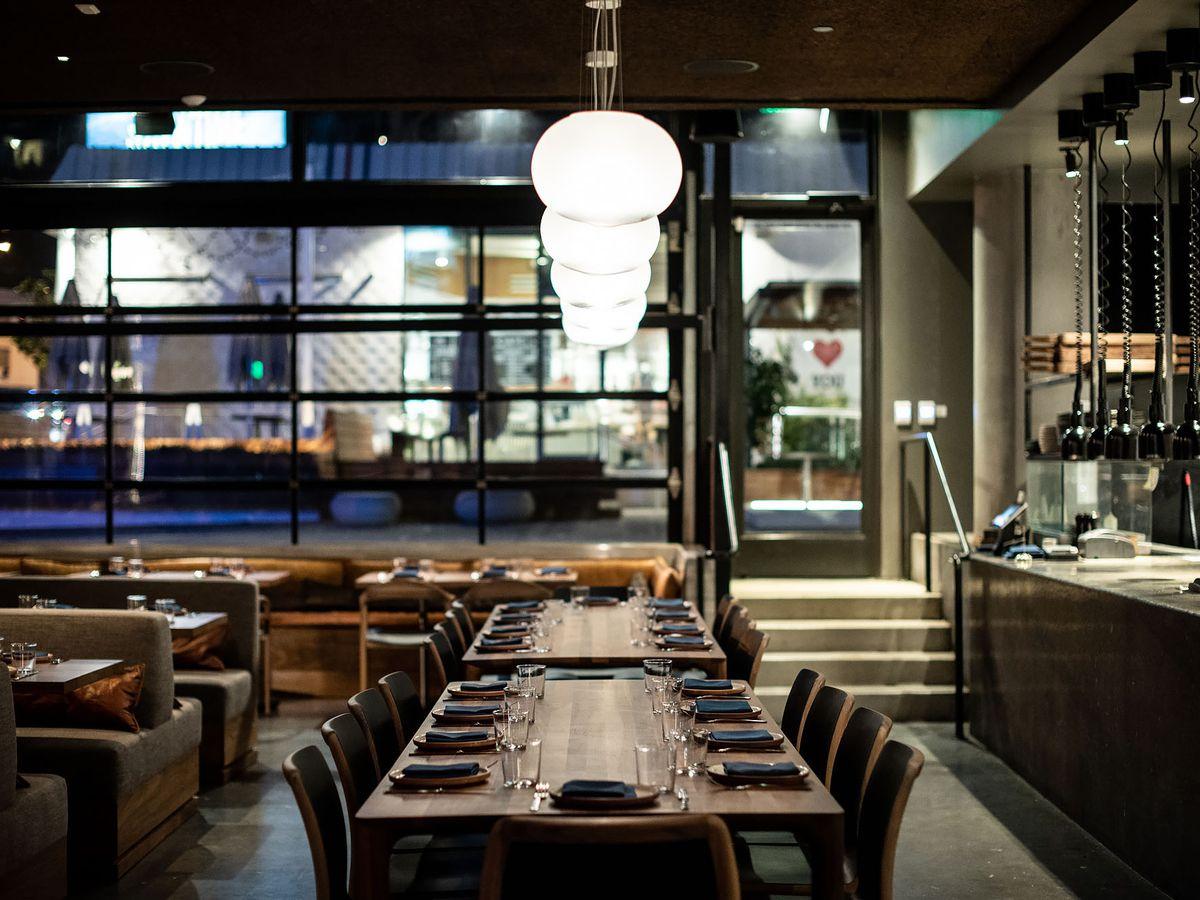 13 Best French Restaurants In Los Angeles - Eater La avec Restaurant Avec Jardin Ile De France