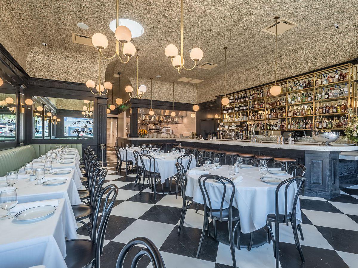13 Best French Restaurants In Los Angeles - Eater La intérieur Restaurant Avec Jardin Ile De France