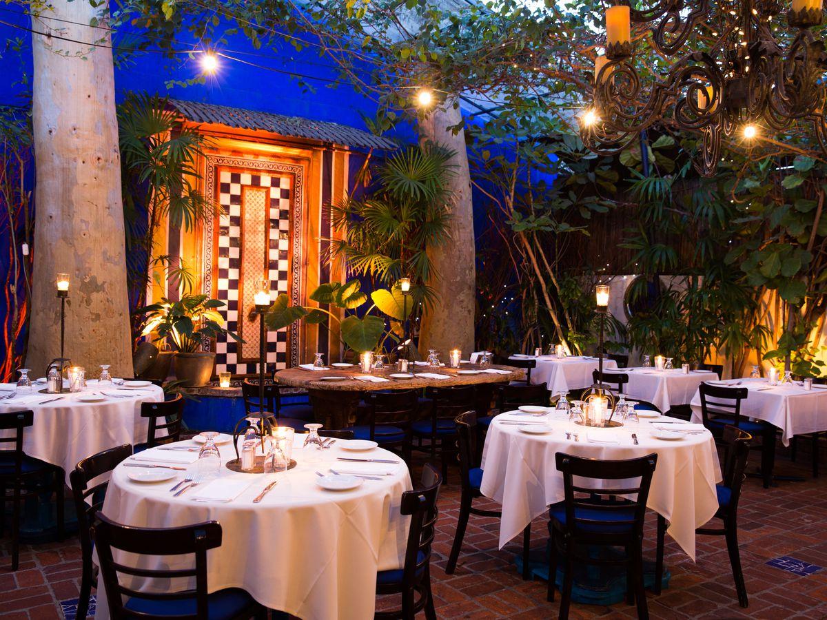 13 Best French Restaurants In Los Angeles - Eater La serapportantà Restaurant Avec Jardin Ile De France
