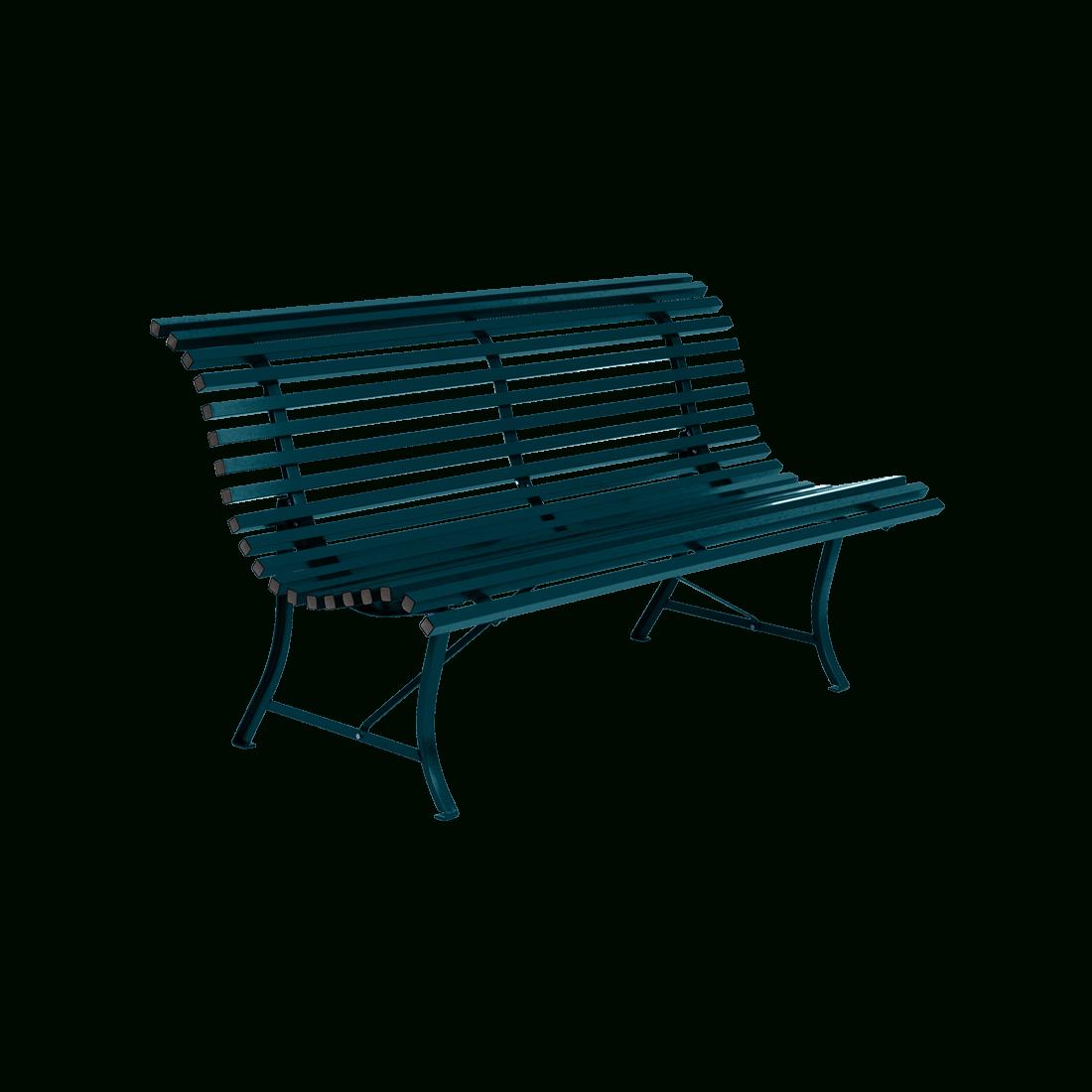150 Cm Louisiane Bench, For Outdoor Living Space serapportantà Banc En Metal Pour Jardin