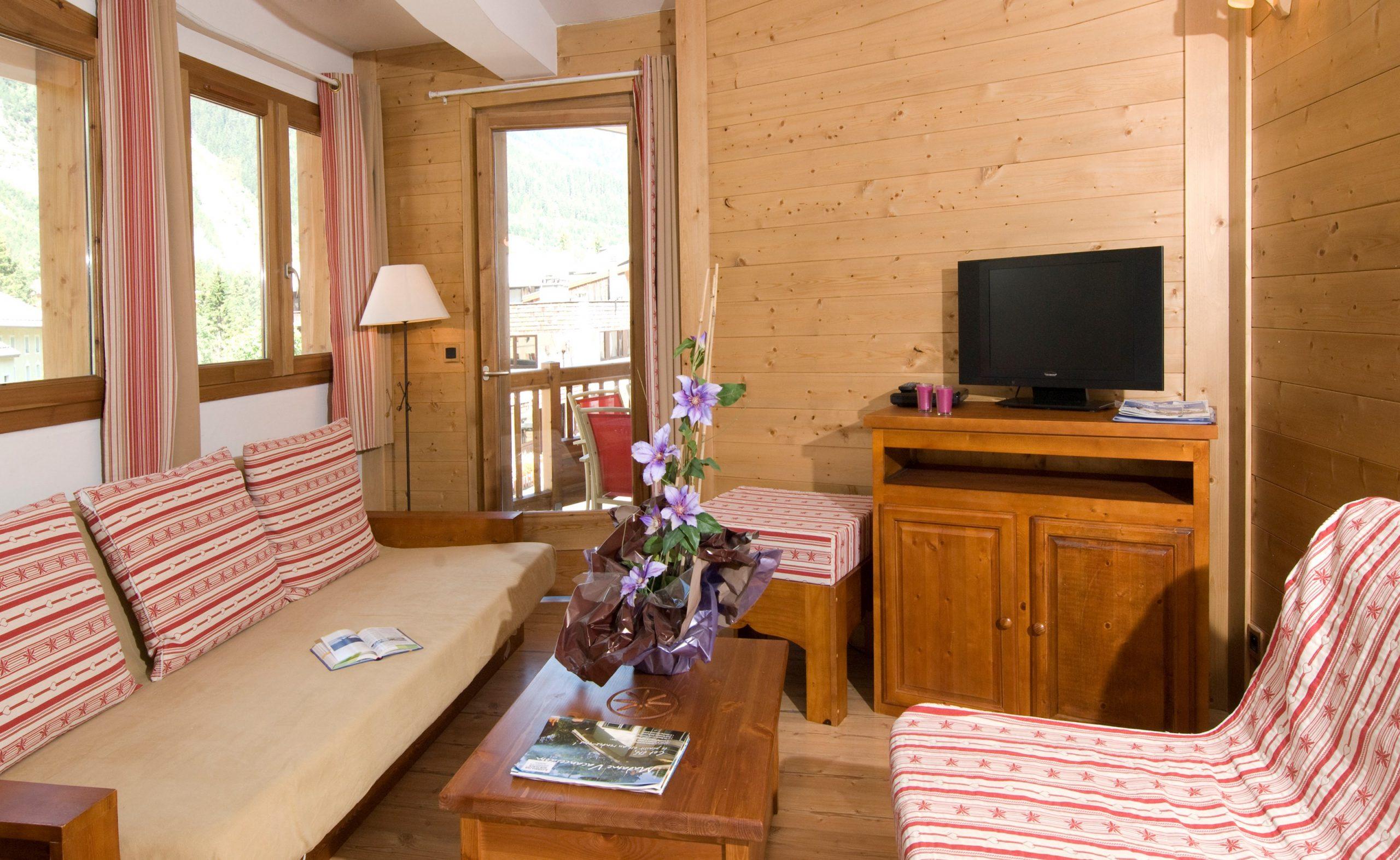 2 Br Apartment For 6 | Résidence Les Jardins De La Vanoise ... dedans Les Jardins De La Vanoise