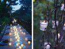20 Idées Pour Un Éclairage De Fête Au Jardin - Détente Jardin concernant Eclairage De Jardin Leroy Merlin