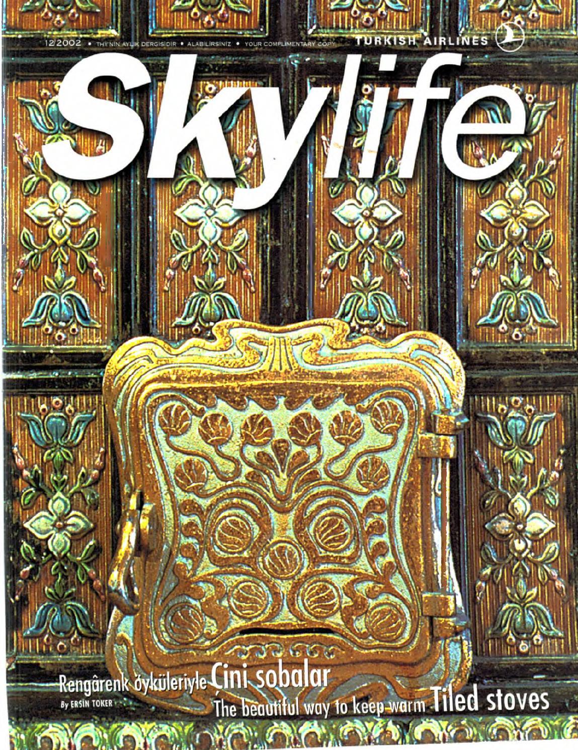 2002 12 By Skylife Magazine - Issuu tout Salon De Jardin Nevada