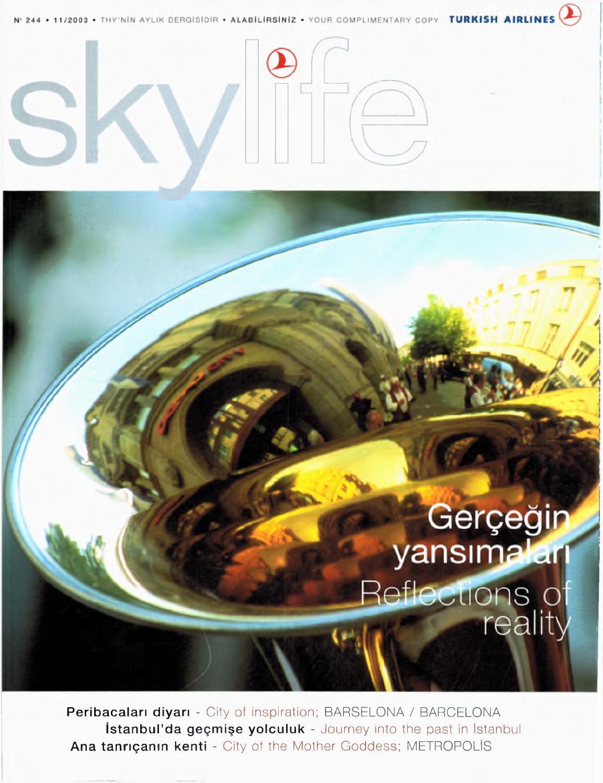 2003 11 By Skylife Magazine - Issuu destiné Salon De Jardin Cora