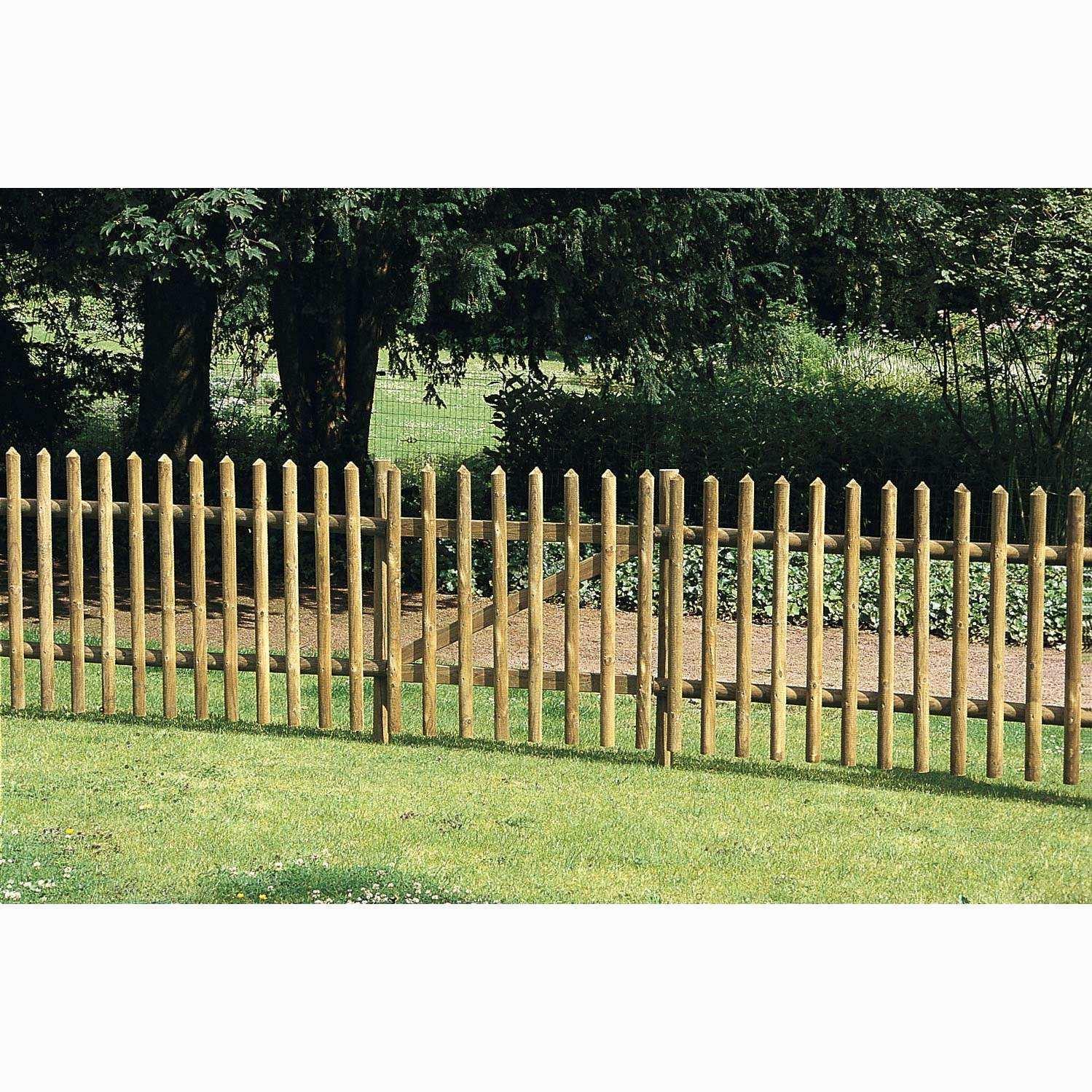 230 Cm Inter Home Bordures Pour Jardin Imitation Brique ... avec Barriere Pour Jardin