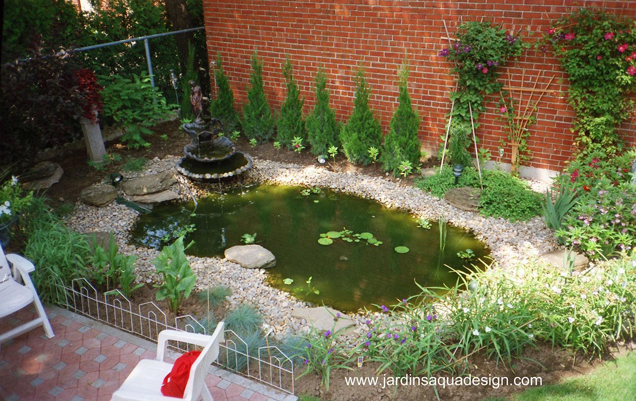 25 Ans, 25 Projets Coup De Coeur - Jardins Aquadesign pour Chute D Eau Bassin De Jardin
