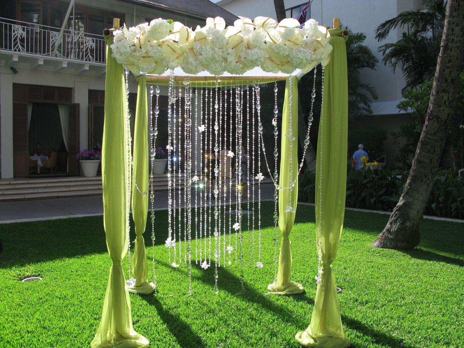 25 Idées De Décorations En Bambou Pour Apporter Une Touche ... dedans Decoration De Jardin A Faire Soi Meme
