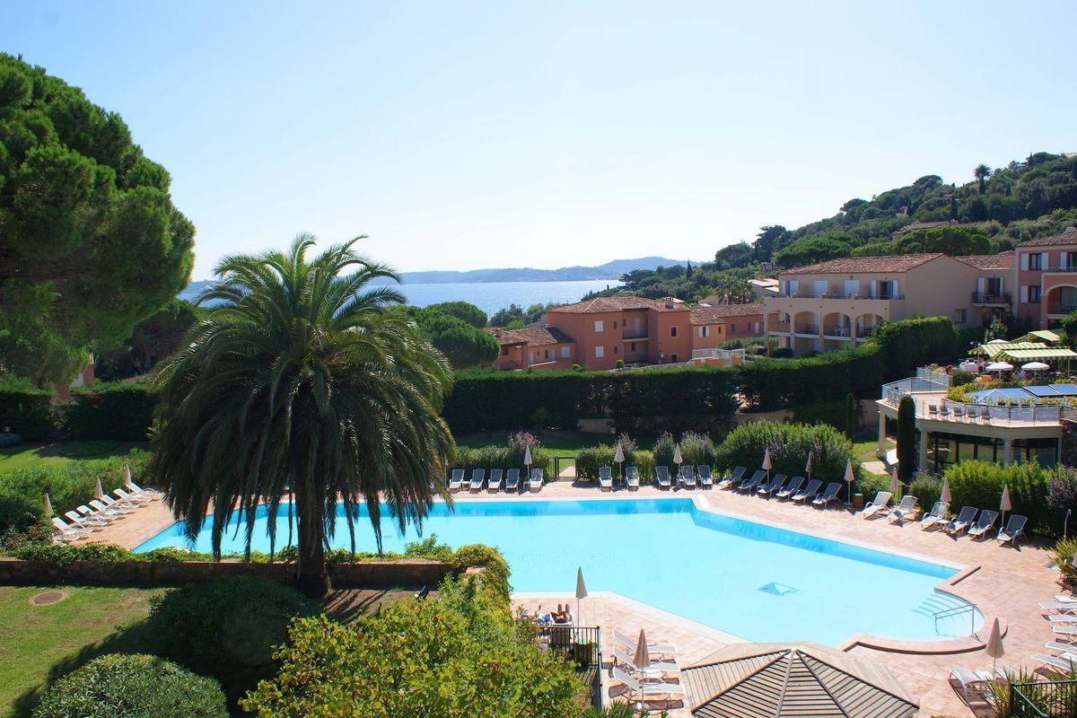 3 Star Hotels In Port Grimaud, Sainte-Maxime - Saint-Tropez ... dedans Hotel Les Jardins De Sainte Maxime