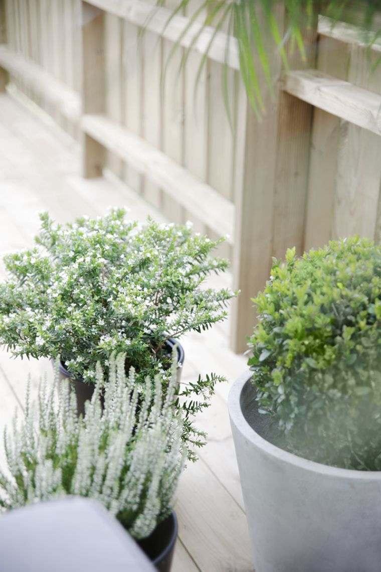 30 Idées Déco Style Scandinave Pour L'extérieur à Objets Decoration Jardin Exterieur
