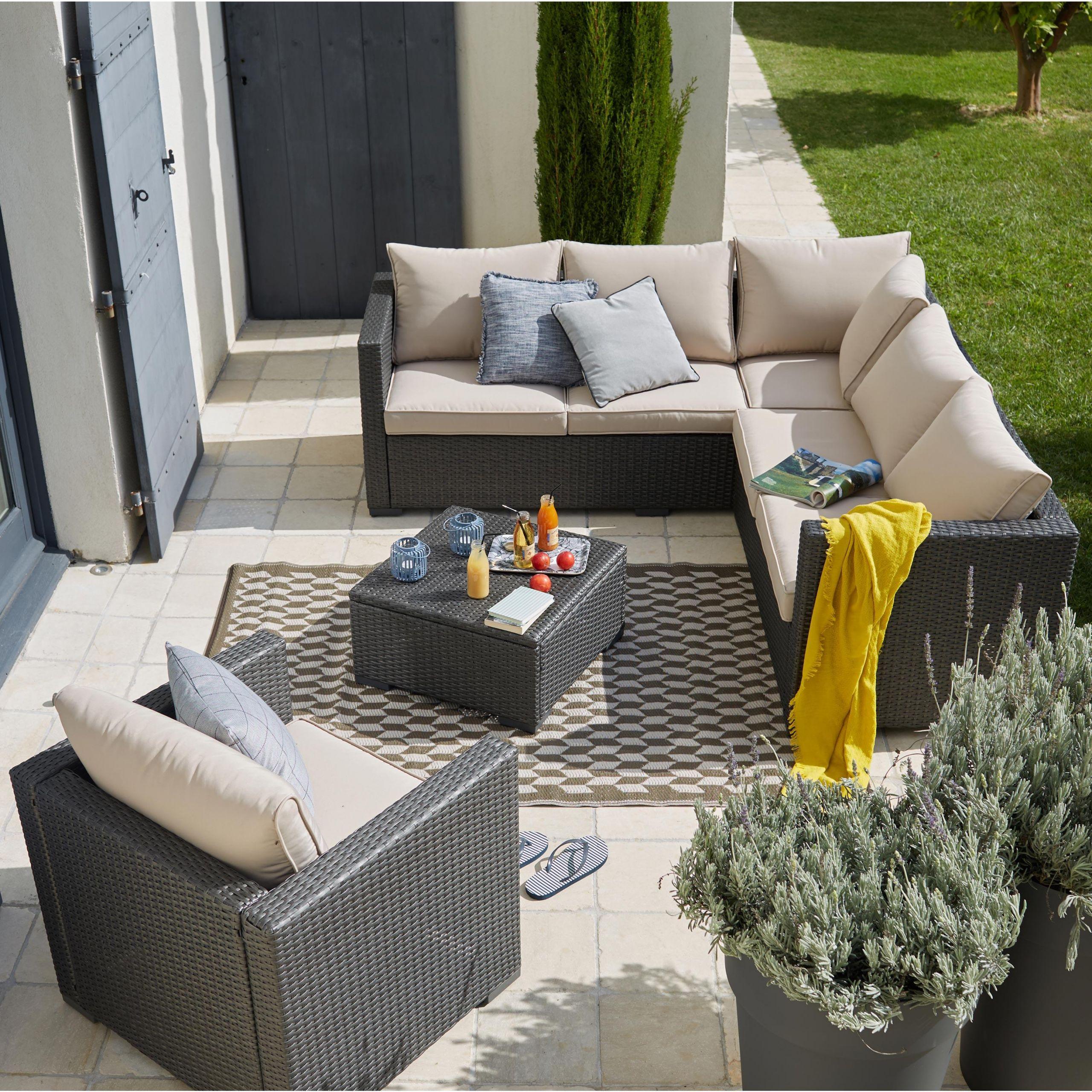 35 Best Of Destockage Salon De Jardin Resine Tressee   Salon ... avec Destockage Salon De Jardin