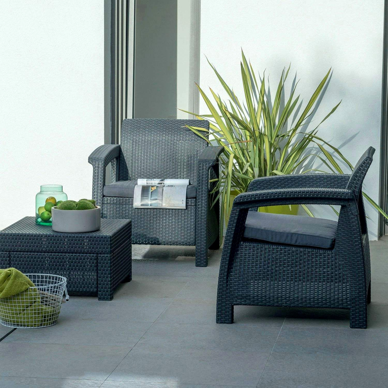 36 Luxe Allibert Mobilier De Jardin | Salon Jardin intérieur Salon De Jardin Tressé Leroy Merlin