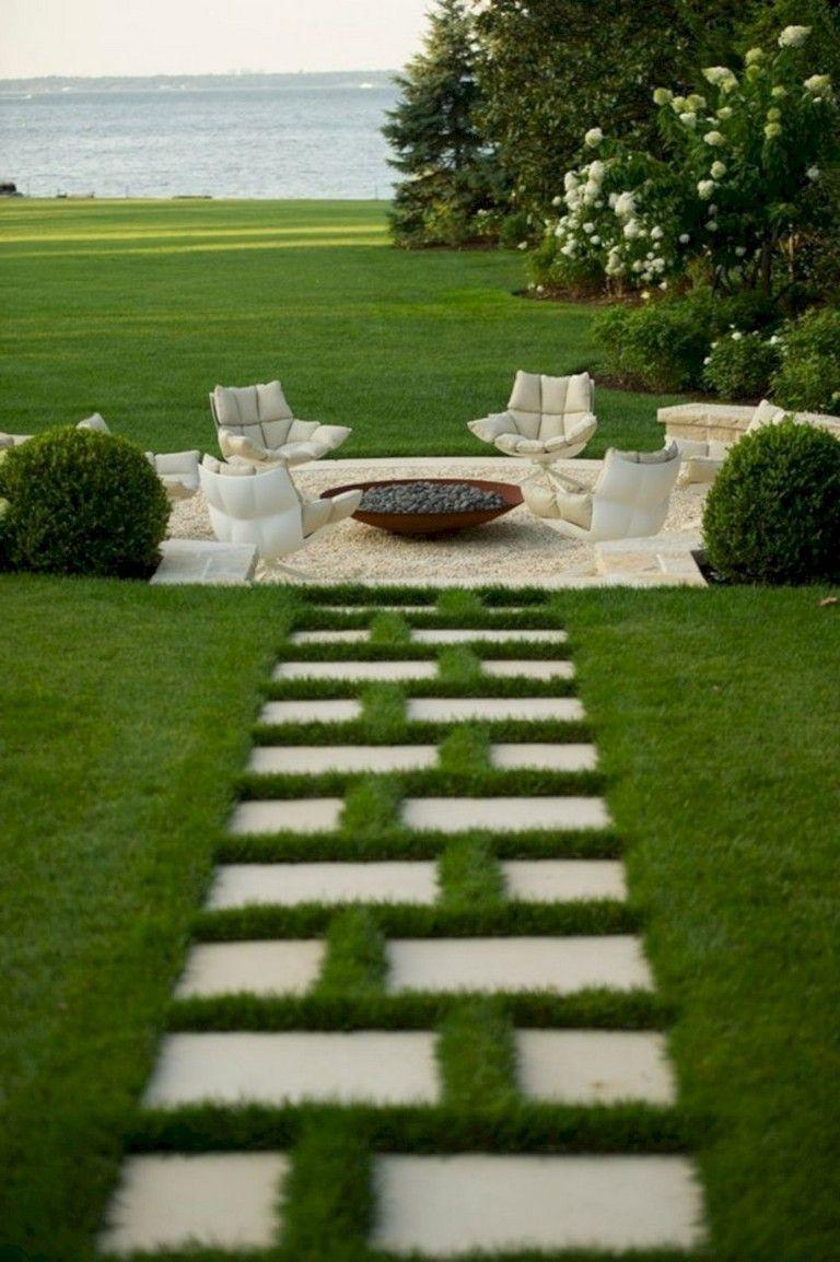 38 Magnificent Patio Design Ideas In Your Garden ... concernant Allée De Jardin Pas Cher