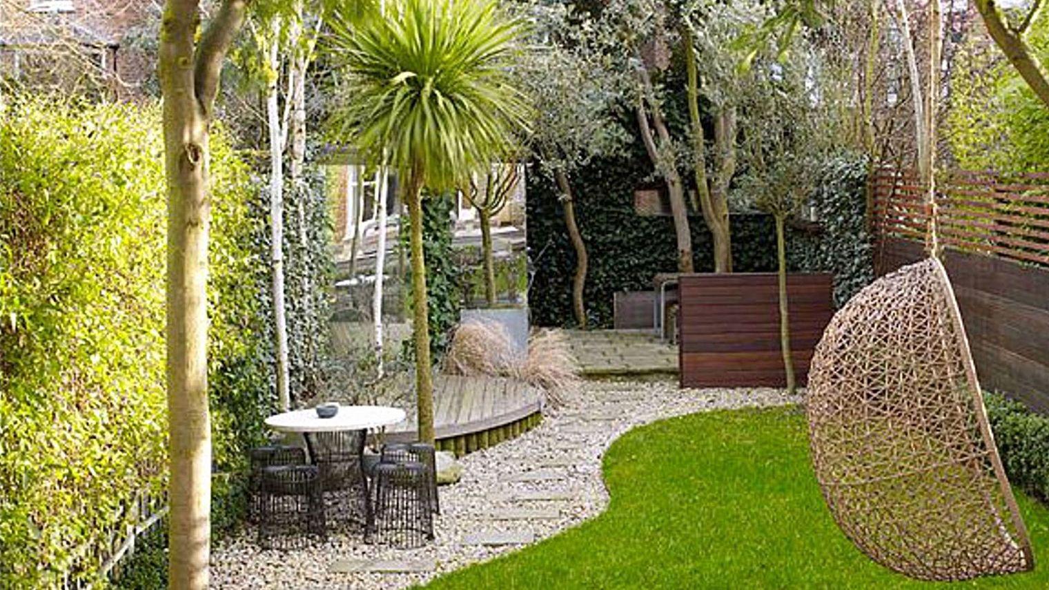 4 Idées D'aménagement Extérieur | Ligne Jardin pour Aménagement De Petit Jardin