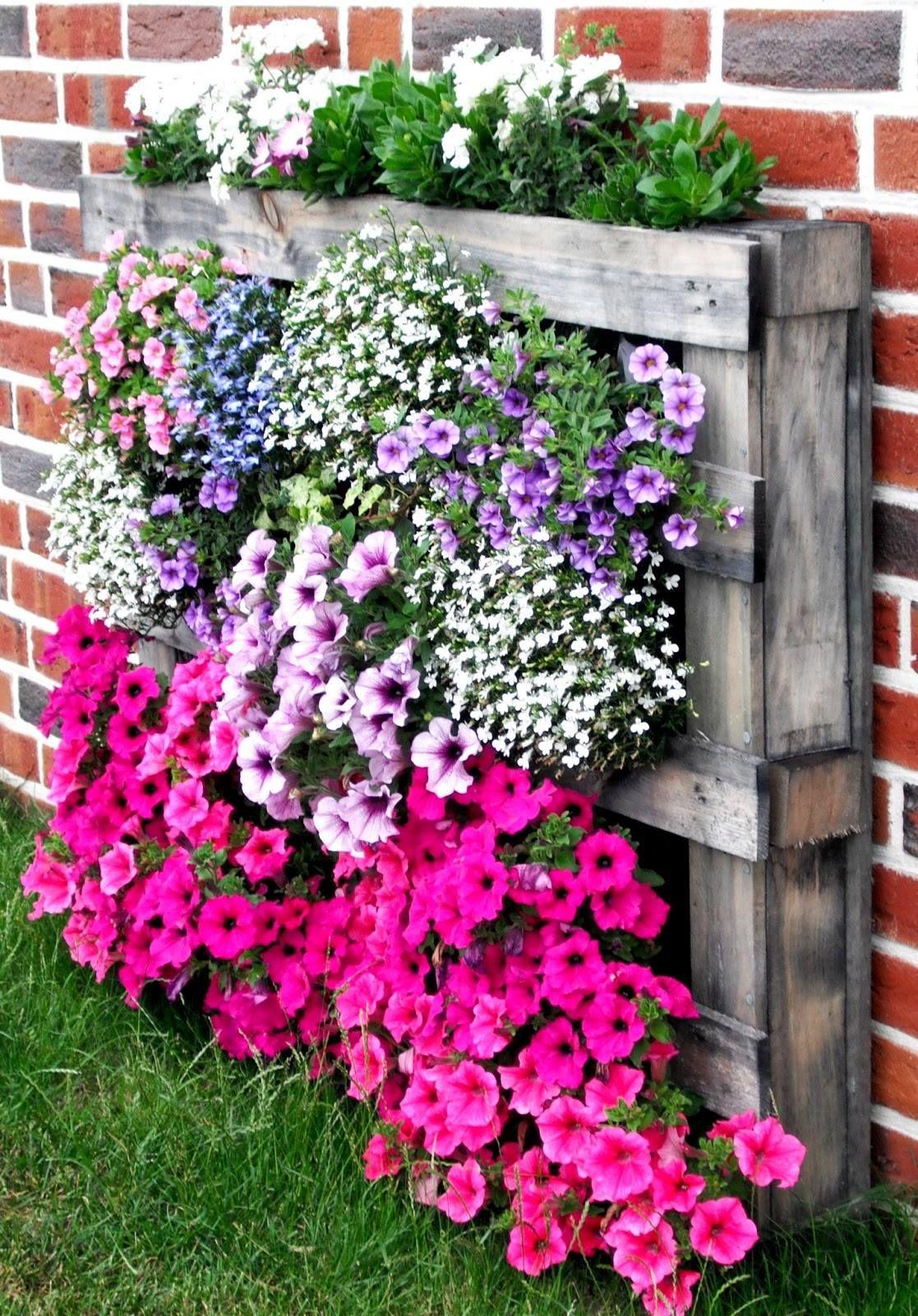 42 Jardinières De Récup Avec Des Objets Insolites | Jardin ... destiné Astuce Deco Jardin Recup