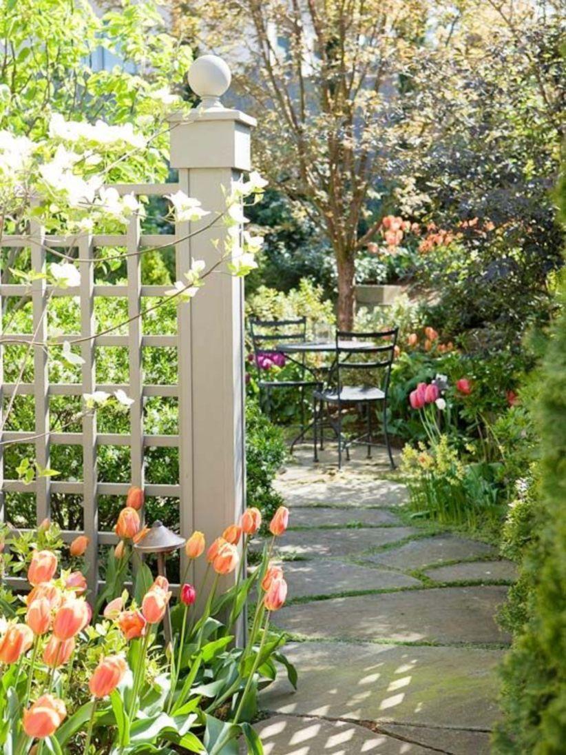 44 Garden Fence Design Ideas In Your Home | Objet Deco ... pour Objets Decoration Jardin Exterieur