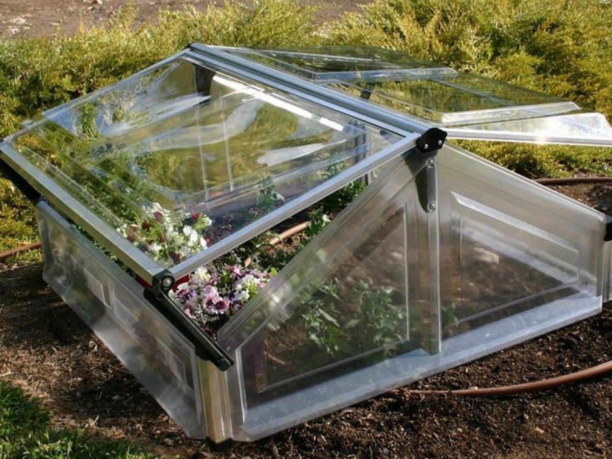5 Mini Serres De Jardin Florabest • Mes Échantillons Gratuits avec Serre De Jardin Florabest