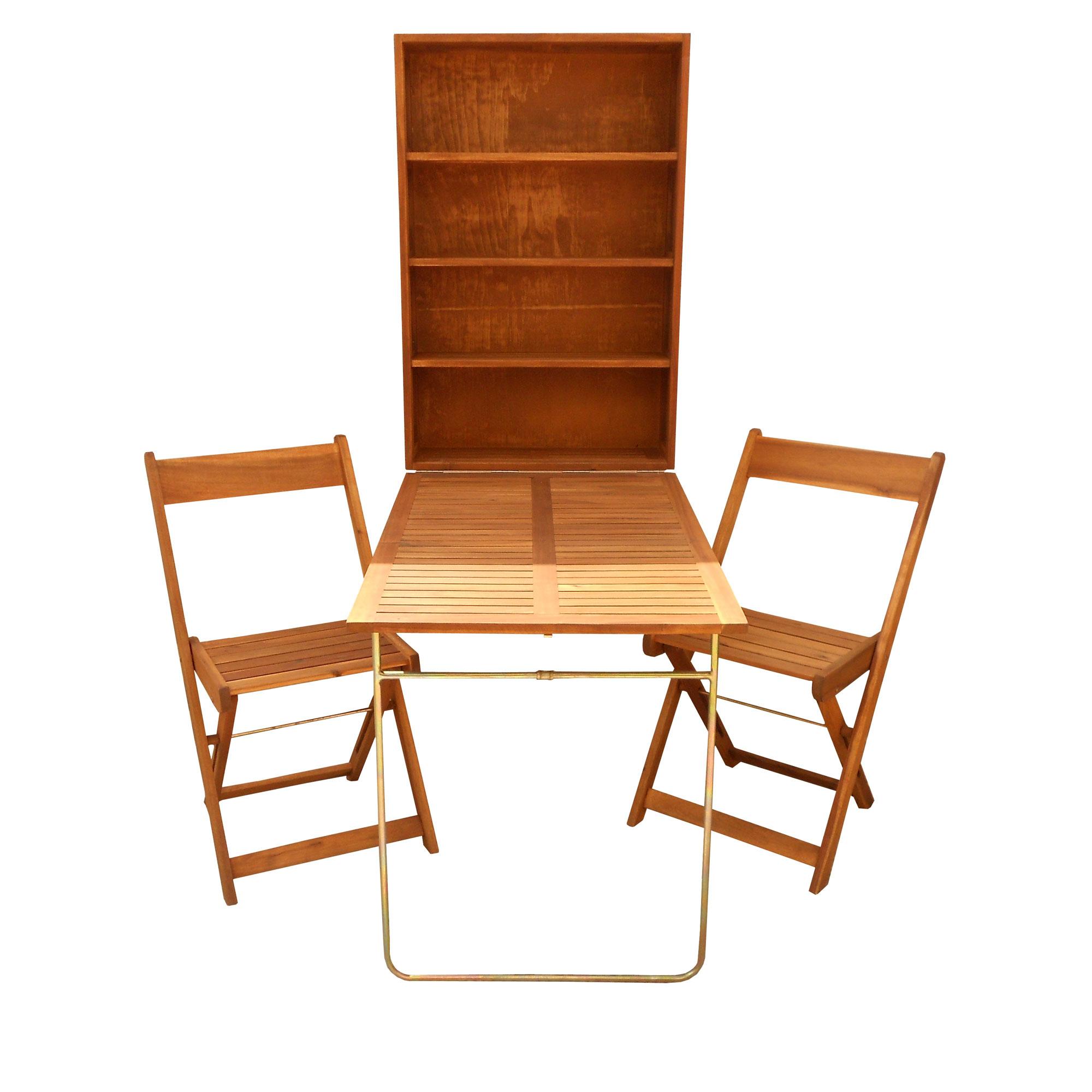 5 Tables Idéales Pour Les Petits Balcons - Déconome encequiconcerne Salon De Jardin Pour Balcon