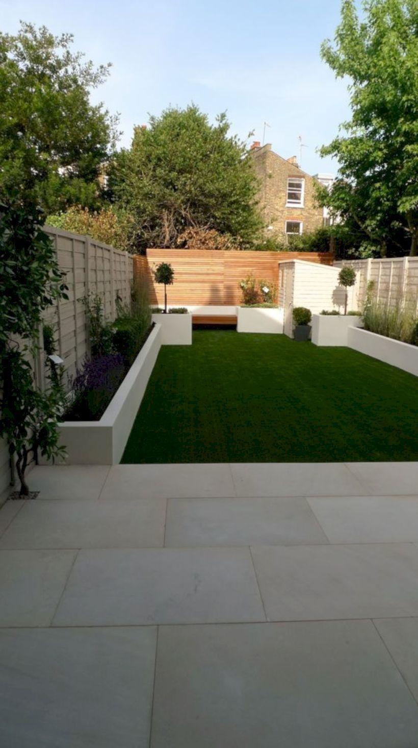 52 Latest Small Courtyard Garden Design Ideas For Your House ... intérieur Creation Petit Jardin