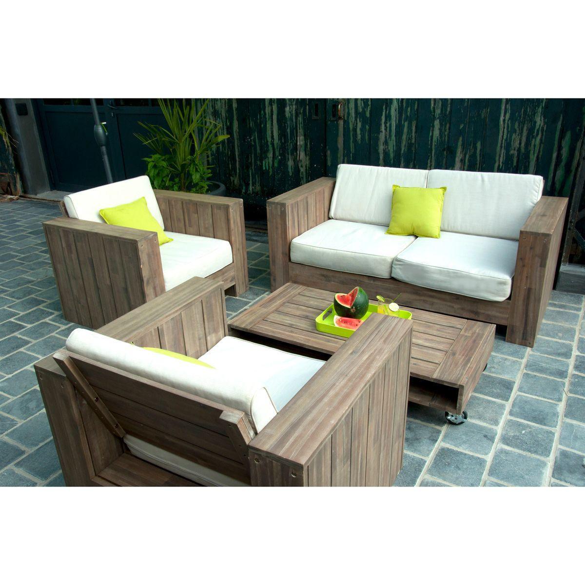 54 Concept Carrefour Meuble Salon pour Salon De Jardin Resine Carrefour