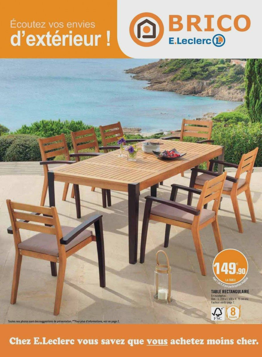 55 Salon De Jardin Leclerc Catalogue Check More At Https ... concernant Salon De Jardin Brico Leclerc