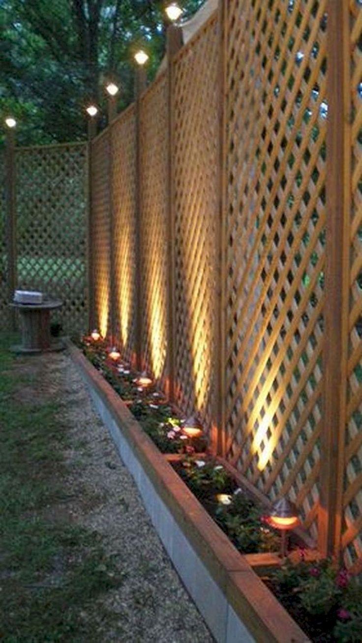 57 Magnifiques Idées De Design Pour Les Clôtures De Jardin ... encequiconcerne Clotures De Jardin