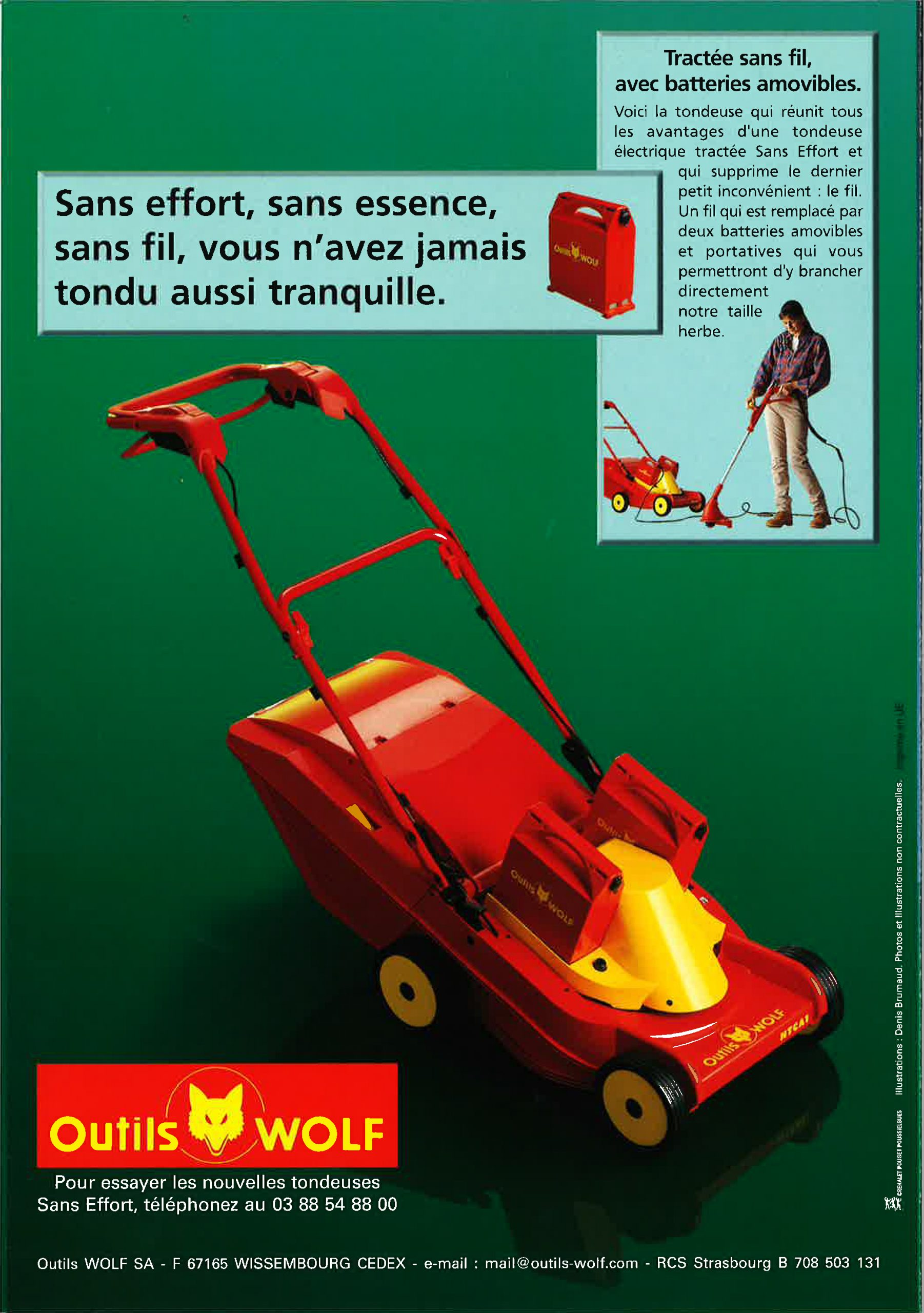 60 Ans D'innovation | Outils Wolf serapportantà Outil Wolf Jardin