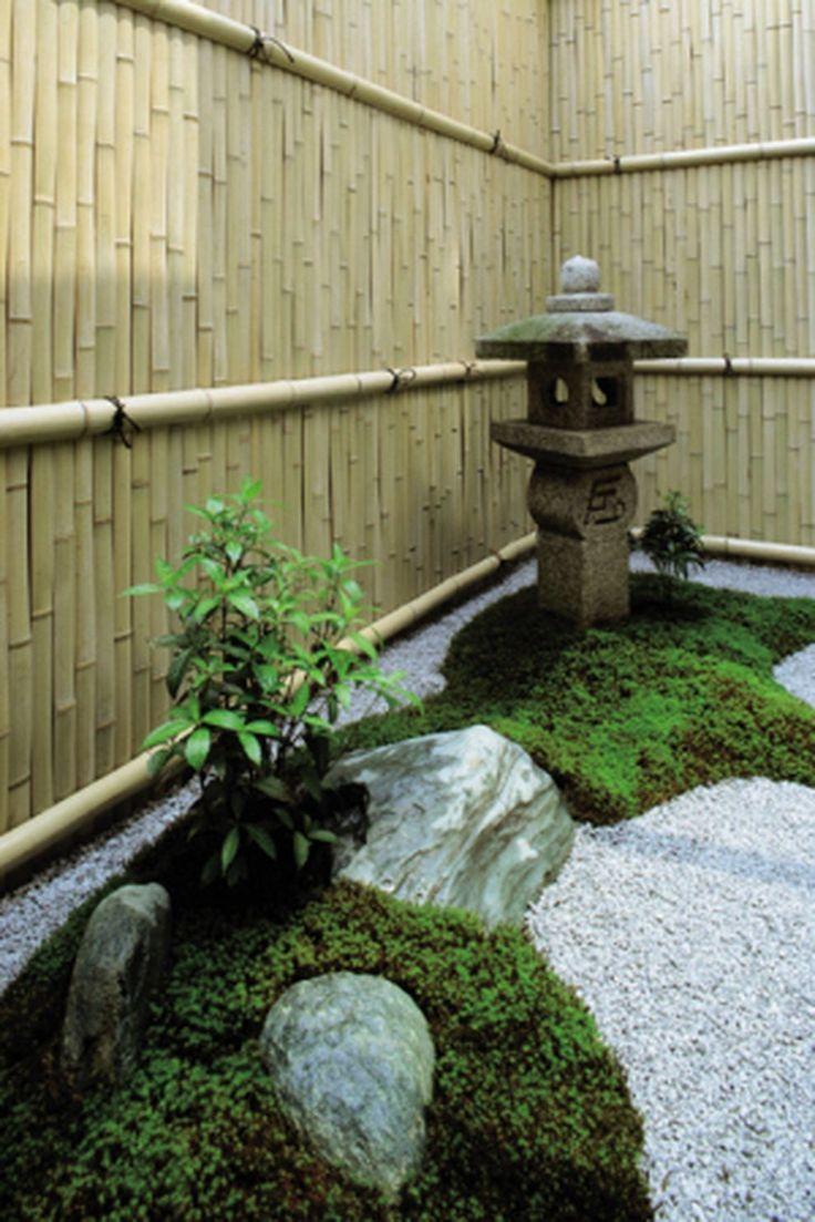 60 Inspirational Little Japanese Garden Design Ideas   Petit ... destiné Accessoires Pour Jardin Japonais