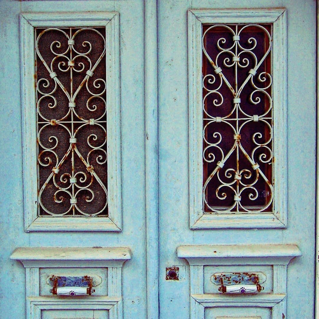 618 Beğenme, 39 Yorum - Instagram'da Doors | Windows ... intérieur Portillon De Jardin D Occasion