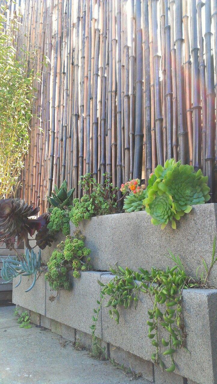 7 Idées De Clôtures Originales À Réaliser Soi-Même à Decoration De Jardin A Faire Soi Meme