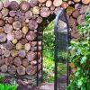 7 Idées De Clôtures Originales À Réaliser Soi-Même pour Decoration De Jardin A Faire Soi Meme