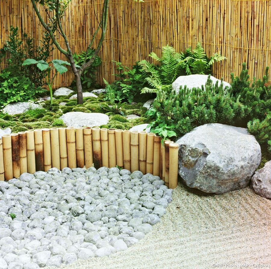 8 Bordures Pratiques Et Charmantes | Amenagement Jardin ... serapportantà Bordure Jardin Zinc