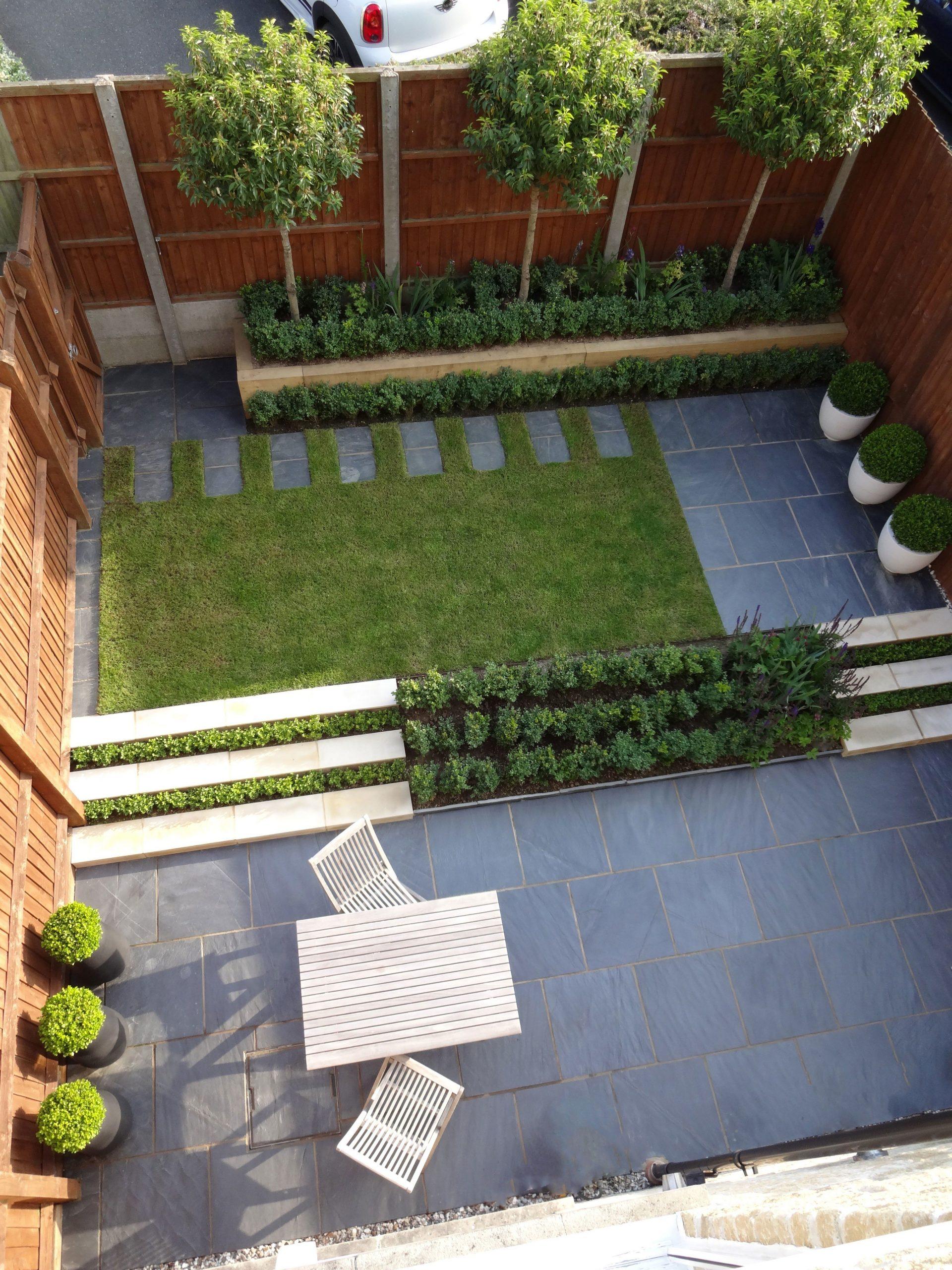 8 Cute Small Gardens And Outdoor Spaces | Petits Jardins ... destiné Idee Amenagement Jardin Zen