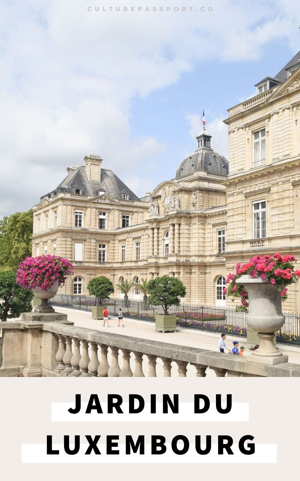 8 Things To Do & See In The Jardin Du Luxembourg Of Paris ... tout Hotel Jardin Du Luxembourg