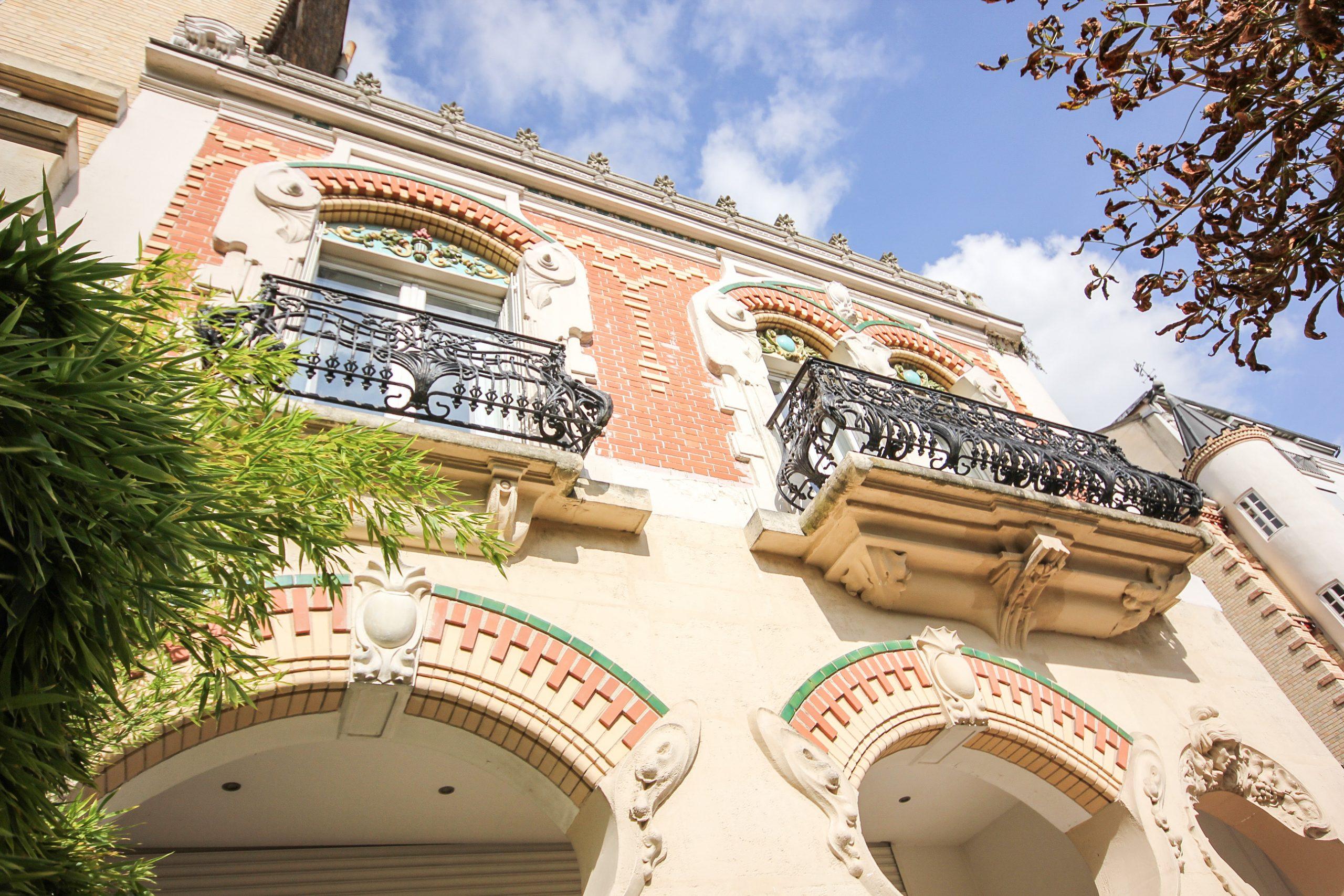 94300 Vincennes - Carré Magique - Hôtel Particulier ... avec Hotel Des Jardins Vincennes