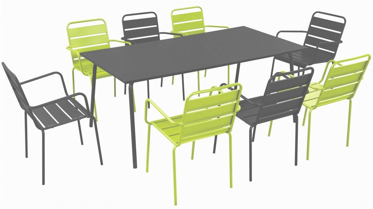 99 Table Et Chaise De Jardin En Aluminium Pas Cher Chaise ... à Chaise Bistrot Aluminium Jardin