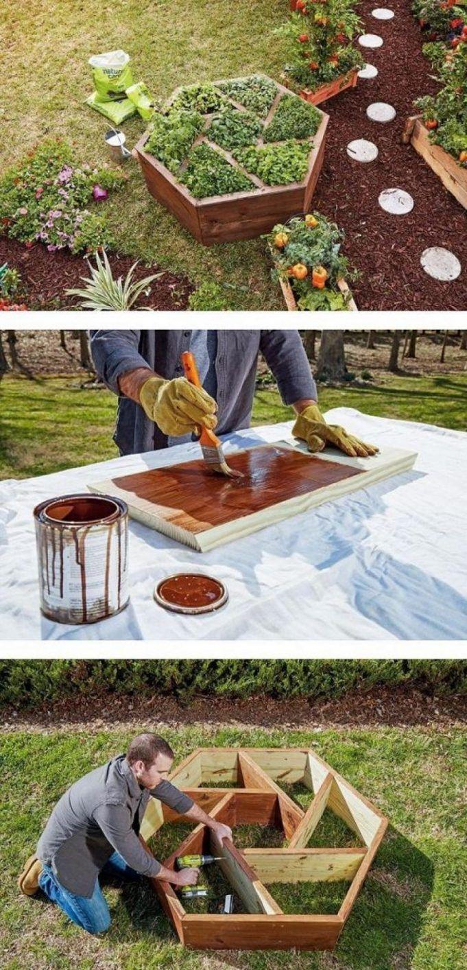 À Court D'idées Pour Exposer Vos Fleurs À L'extérieur? Voici ... pour Idee De Plantation Pour Jardin