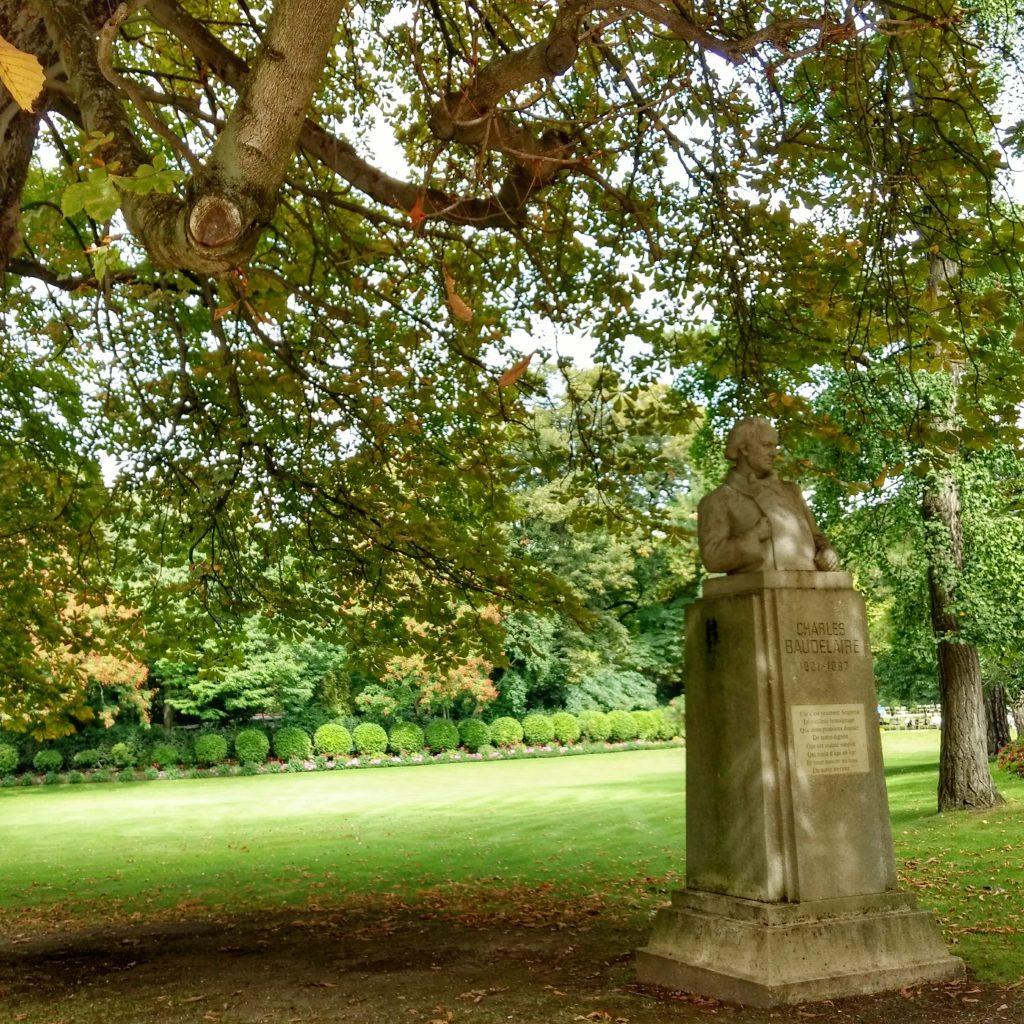 A Day In The Jardin Du Luxembourg: Part 1 — Rue De Varenne tout Balustrade De Jardin