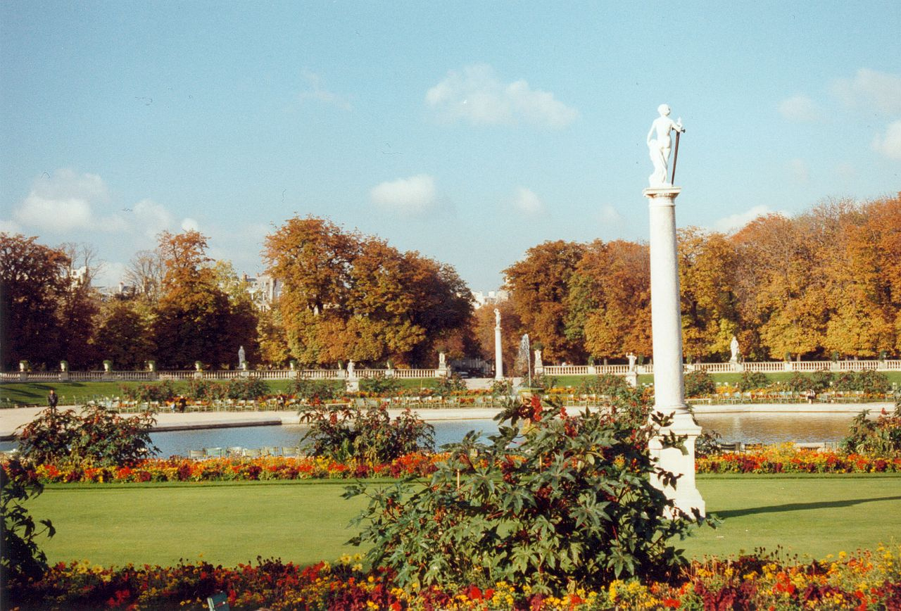 A Hotel Next To The Luxembourg Garden ? Choose The Trianon ... concernant Jardin De Luxembourg Hotel