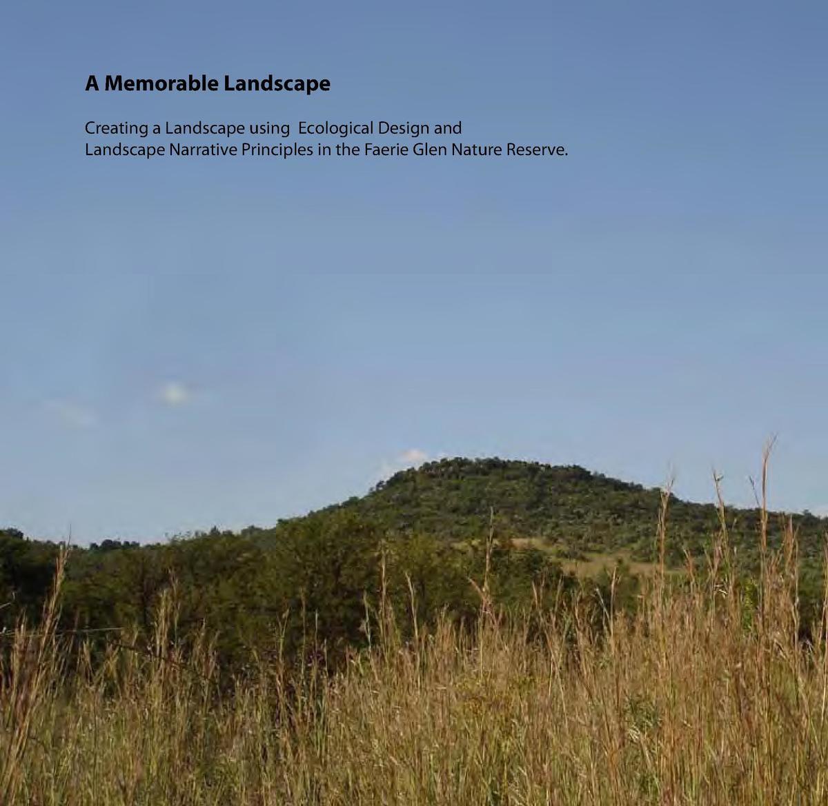 A Memorable Landscape : Simplebooklet encequiconcerne Geotextile Jardin