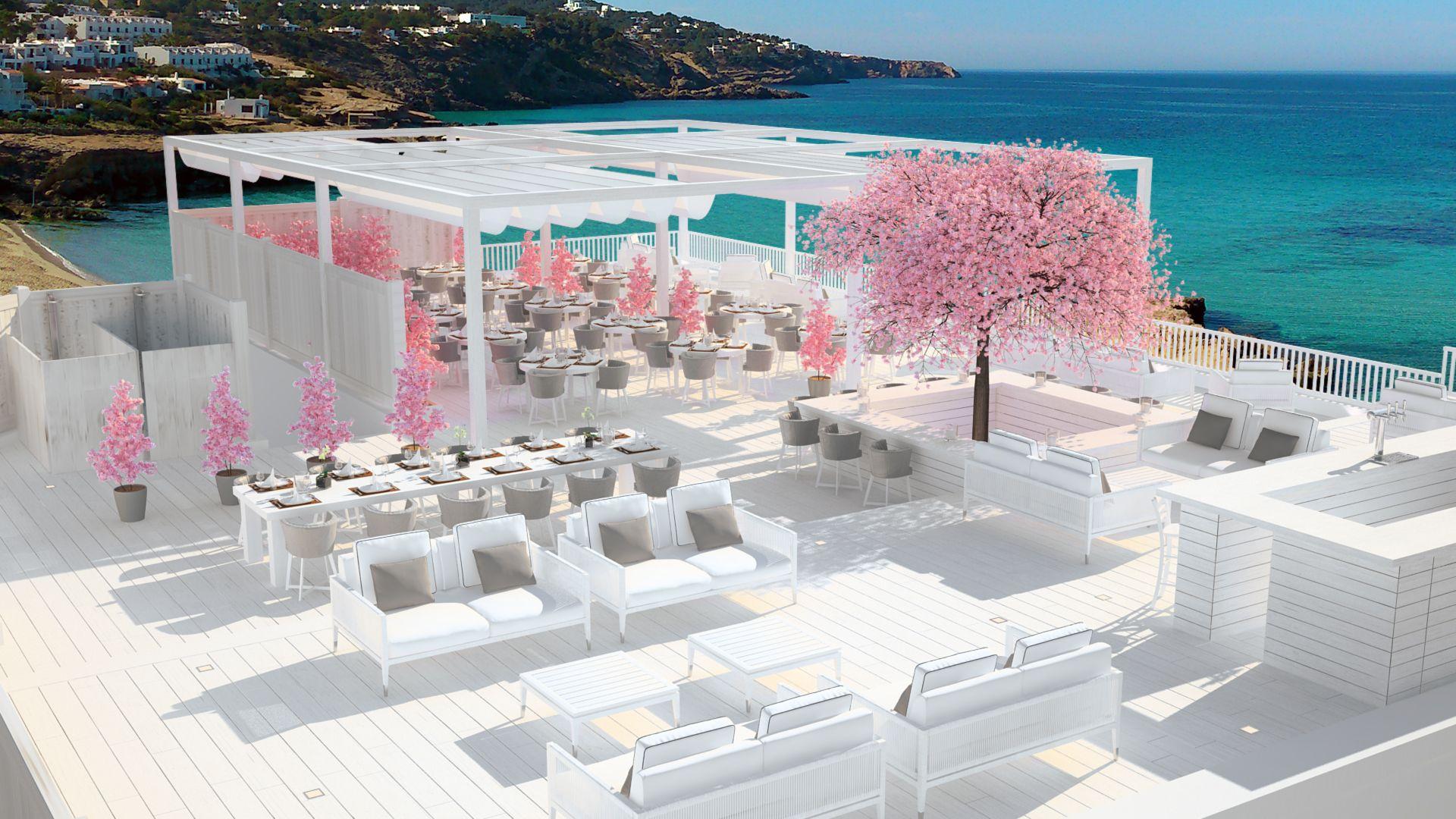 A Rooftop Establishment With Spectacular View Cotton Club ... serapportantà Restaurant Avec Jardin 78