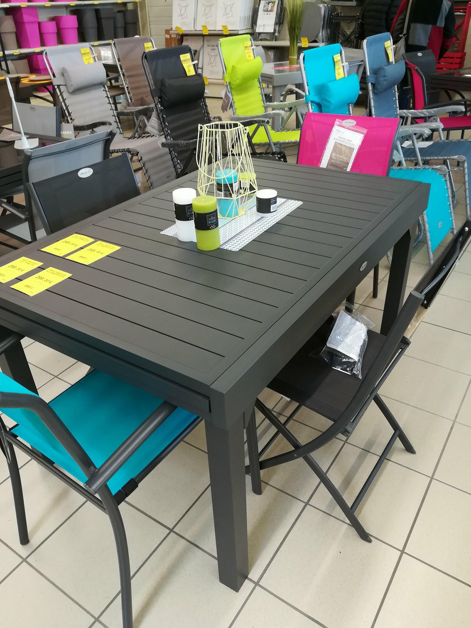 A Table ! | Centrakor Vannes Auray Magasin De Décoration ... encequiconcerne Table De Jardin Centrakor
