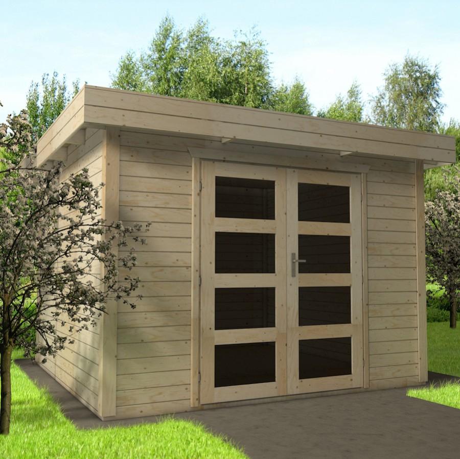 Abri De Jardin 15M2 Conception - Idees Conception Jardin avec Abri De Jardin 15M2