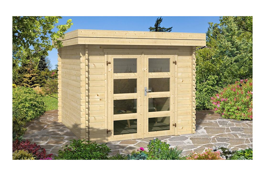 Abri De Jardin Alsace 34 Mm - 5M² Intérieur tout Abri De Jardin 5 M2