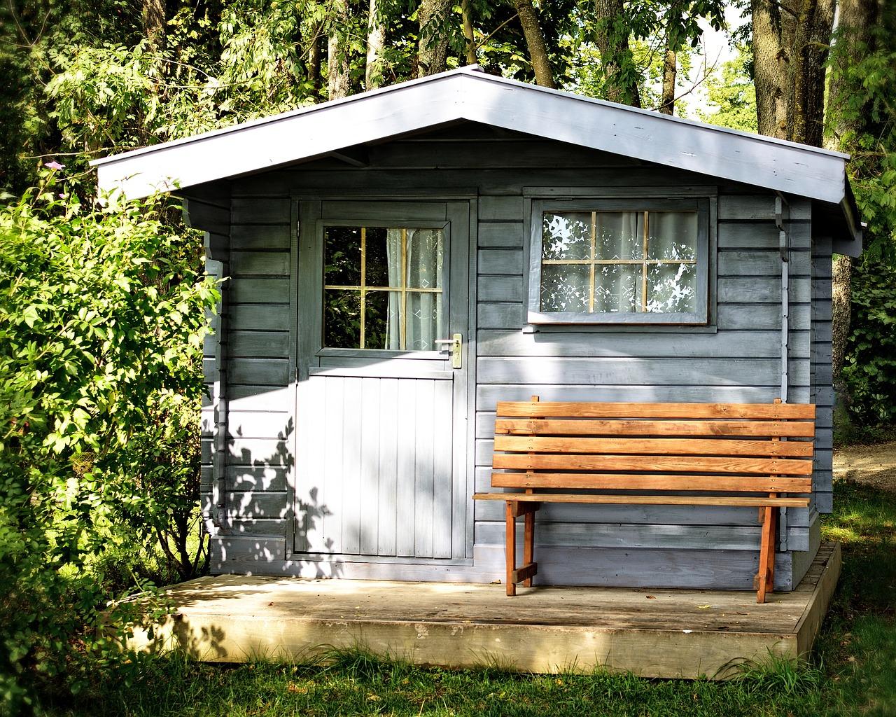 Abri De Jardin : Bien Le Choisir Et Le Construire - Blog ... serapportantà Construire Une Cabane De Jardin