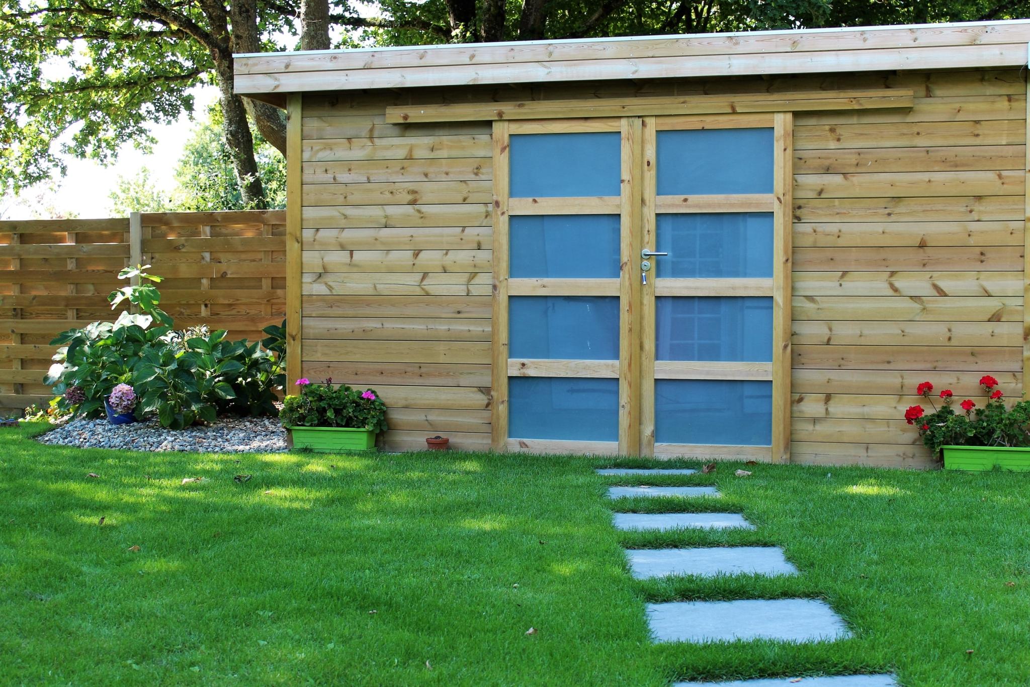 Abri De Jardin Bois Marmin Vendee · Marmin Paysage tout Abrie De Jardin