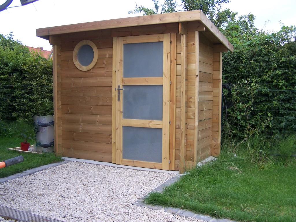 Abri De Jardin En Bois À Douai (59000 Nord)-Wood ... intérieur Abri De Jardin Sur Mesure
